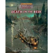 WFRP Death on the Reik Enemy Within Vol 2