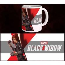 MUG BLACK WIDOW MOVIE - 01 SIDE