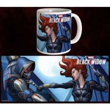 MUG BLACK WIDOW MOVIE - 06 BW vs TM