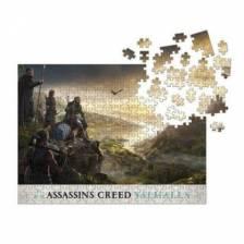 Assassin's Creed Valhalla: Raid Planning Puzzle (1000)