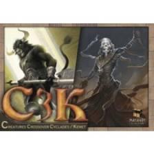 C3K: Creatures Crossover Cyclades/Kemet - FR/EN/DE/NL/IT/CN