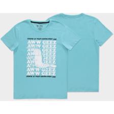 Rick and Morty - Shrimp Rick - Men's T-Shirt