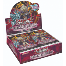 YGO - Legendary Duelists 7 - Rage of Ra - Booster Display (36 Boosters) Unlimited Reprint