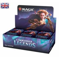 MTG - Commander Legends Draft Booster Display (24 Packs)