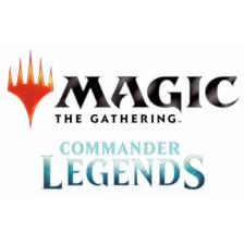 MTG - Commander Legends Commander Deck Display (6 Decks)