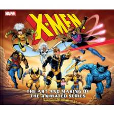 Xmen: The Art and Making of The Animated Series