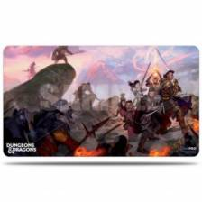 UP - Play Mat - Sword Coast Adventurers Guide - Dungeons & Dragons Cover Series