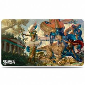 UP - Play Mat - Mythic Odysseys of Theros - Dungeons & Dragons Cover Series