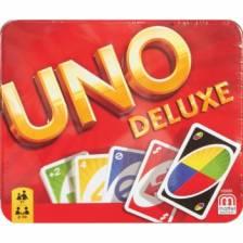 UNO Deluxe in Metalldose