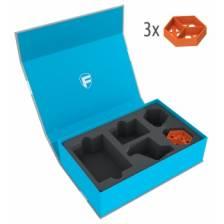 Feldherr Magnetic Box blue for Blackstone Fortress: Deadly Alliance