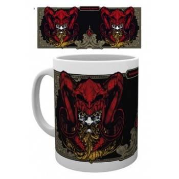 GBeye Mug - Dungeons and Dragons Players Handbook