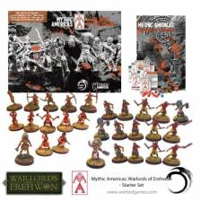Warlords of Erehwon: Mythic Americas - Aztec & Nations Starter Set