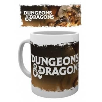 GBeye Mug - Dungeons and Dragons Tiamat