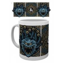 GBeye Mug - Dungeons and Dragons Beholder