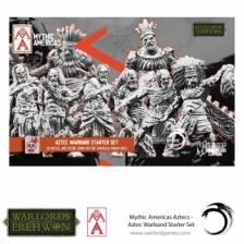 Warlords of Erehwon: Mythic Americas - Aztec Warband Starter Set