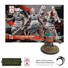 Warlords of Erehwon: Mythic Americas - Tlalocan-Bound Marauders