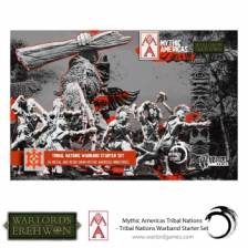 Warlords of Erehwon: Mythic Americas - Tribal Nations Warband Starter Set