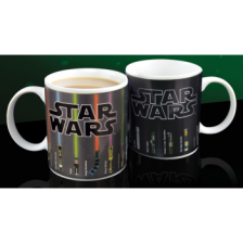 Lightsaber Heat Change Mug DV