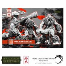 Warlords of Erehwon: Mythic Americas - Sasquatches
