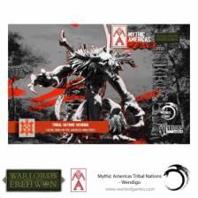 Warlords of Erehwon: Mythic Americas - Wendigo