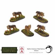 Warlords of Erehwon: Mythic Americas - Wolves