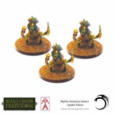 Warlords of Erehwon: Mythic Americas - Spider Sisters
