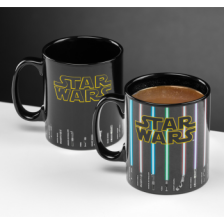 Star Wars Weapon Large Heat Change Mug