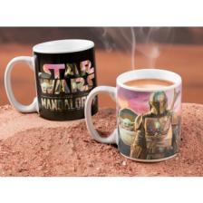 Mandalorian Heat Change Mug
