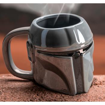 Mandalorian Shaped Mug
