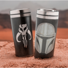 The Mandalorian Travel Mug