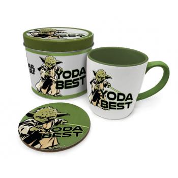 Pyramid Gift Tin - Star Wars Yoda Best