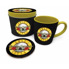 Pyramid Gift Tin - Guns N Roses (Bullet Logo)