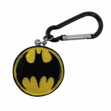 3D Polyresin Keychain - Batman (Logo)