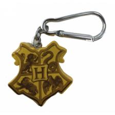 3D Polyresin Keychain - Harry Potter (Hogwarts Crest)