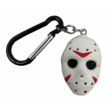 3D Polyresin Keychain - Friday the 13th (Head)