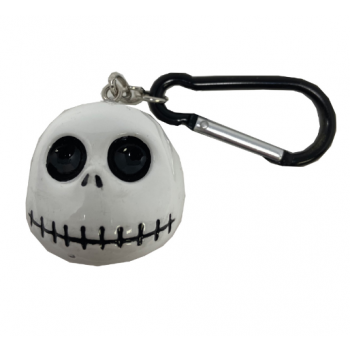 3D Polyresin Keychain - The Nightmare Before Christmas (Head)