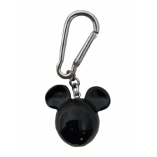 3D Polyresin Keychain - Mickey Mouse (Head)