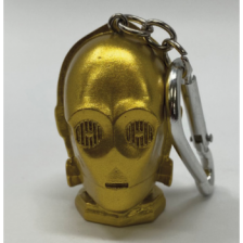 3D Polyresin Keychain - Star Wars (C3PO)