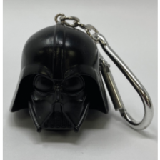 3D Polyresin Keychain - Star Wars (Darth Vader)