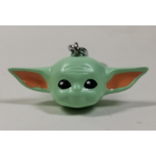 3D Polyresin Keychain - Star Wars: The Mandalorian (The Child)