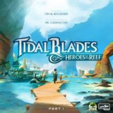 Tidal Blades Heroes of the Reef