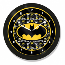 10? Clock - Batman (Logo)