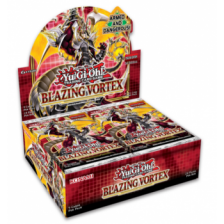 YGO - Blazing Vortex - Booster Display (24 Packs)