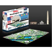 4D Cityscape - Washington DC, USA Puzzle