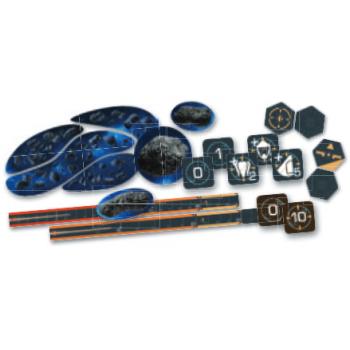 Battlestar Galactica Starship Battles - Additional Counter Set