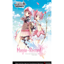 Wei? Schwarz - Booster Display: Magia Record (20 Packs)
