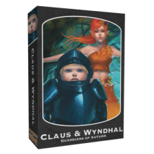 BattleCON - Claus & Wyndhal Solo Fighter