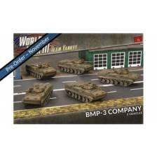 World War III Team Yankee - BMP-3 Company (x5 Plastic)