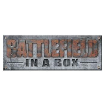 Battlefield In A Box - Caverns of Ice Encounter Terrain (30mm)