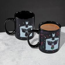 Batman and The Joker Heat Change Mug